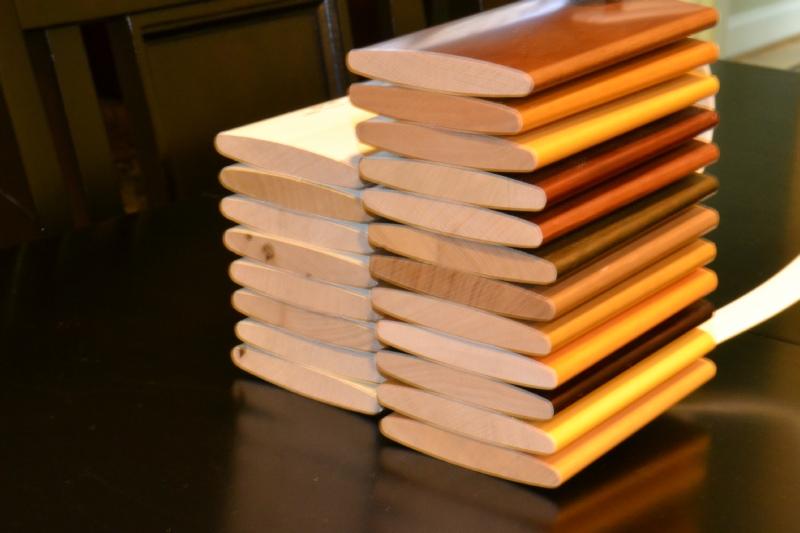 Wood Shutter MATERIALS