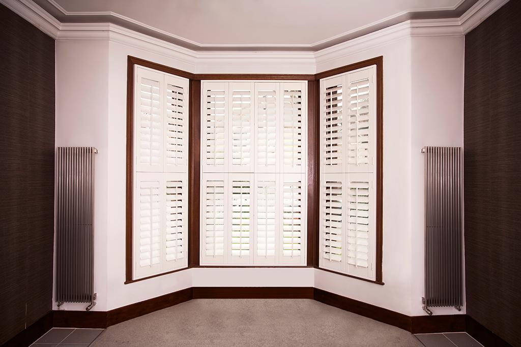indoor wood shutters for windows