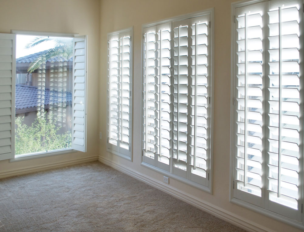 hardwood plantation shutters